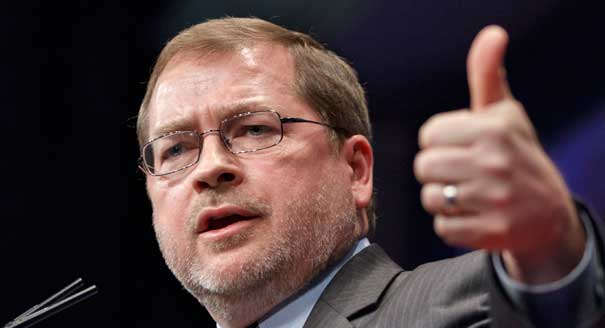 Save the Date 10/24/18: Grover Norquist