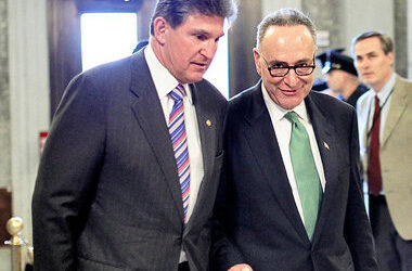 """Joe Manchin: Now """"Open"""" to Supporting the For The People Act"""