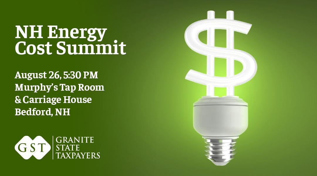 New Hampshire Energy Cost Summit